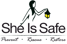 RadiumSpark creating awareness and supporting 'She Is Safe'
